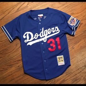 Mitchell and Ness Mike Piazza Jersey